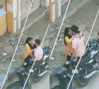 desi girl outdoor sex with bf